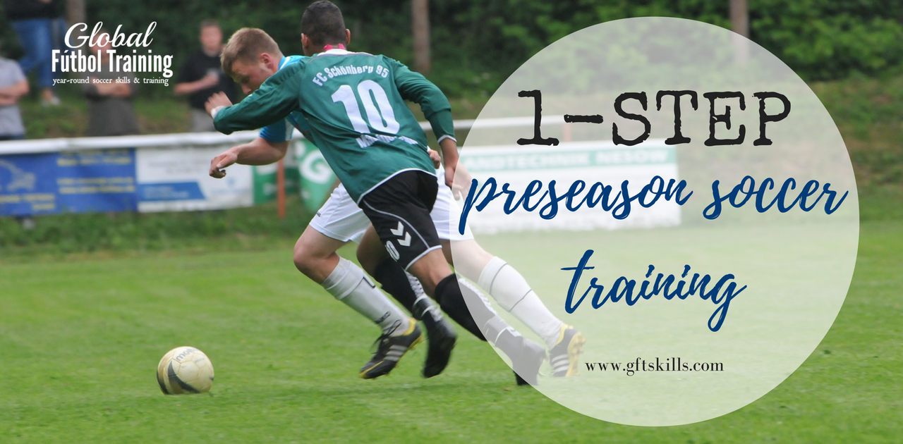 One-step preseason training