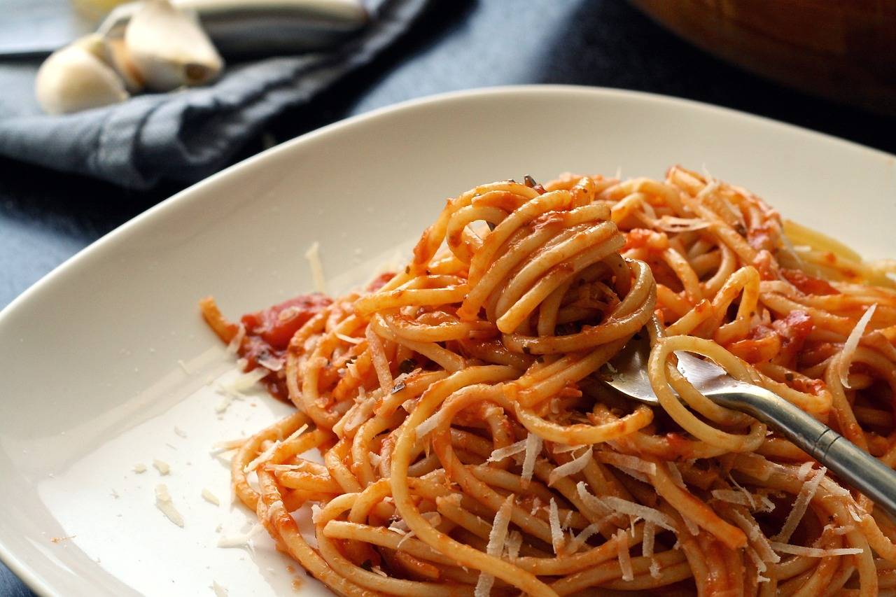 spaghetti healthy food soccer recipe diet carbs energy football private trainer