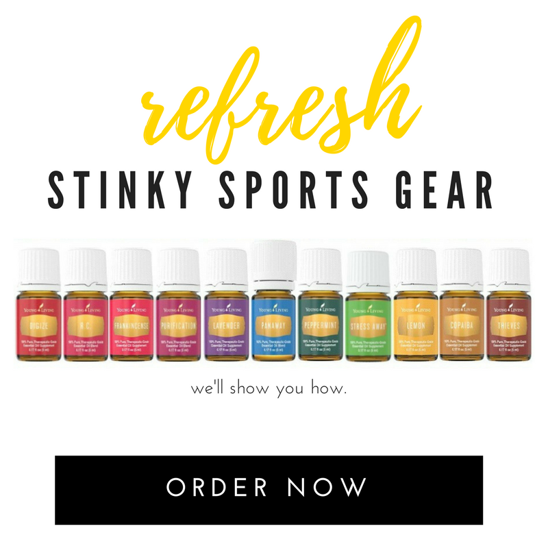 learn how to refresh your stinky sports gear & save money on sports equipment