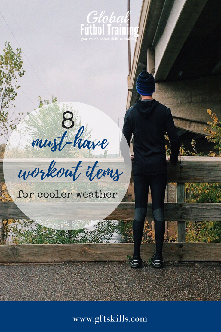 8 must have workout items for cooler weather