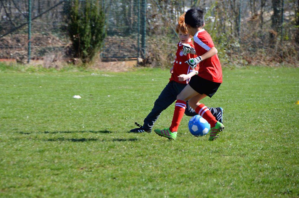 age 7-9 soccer boys football futbol practice