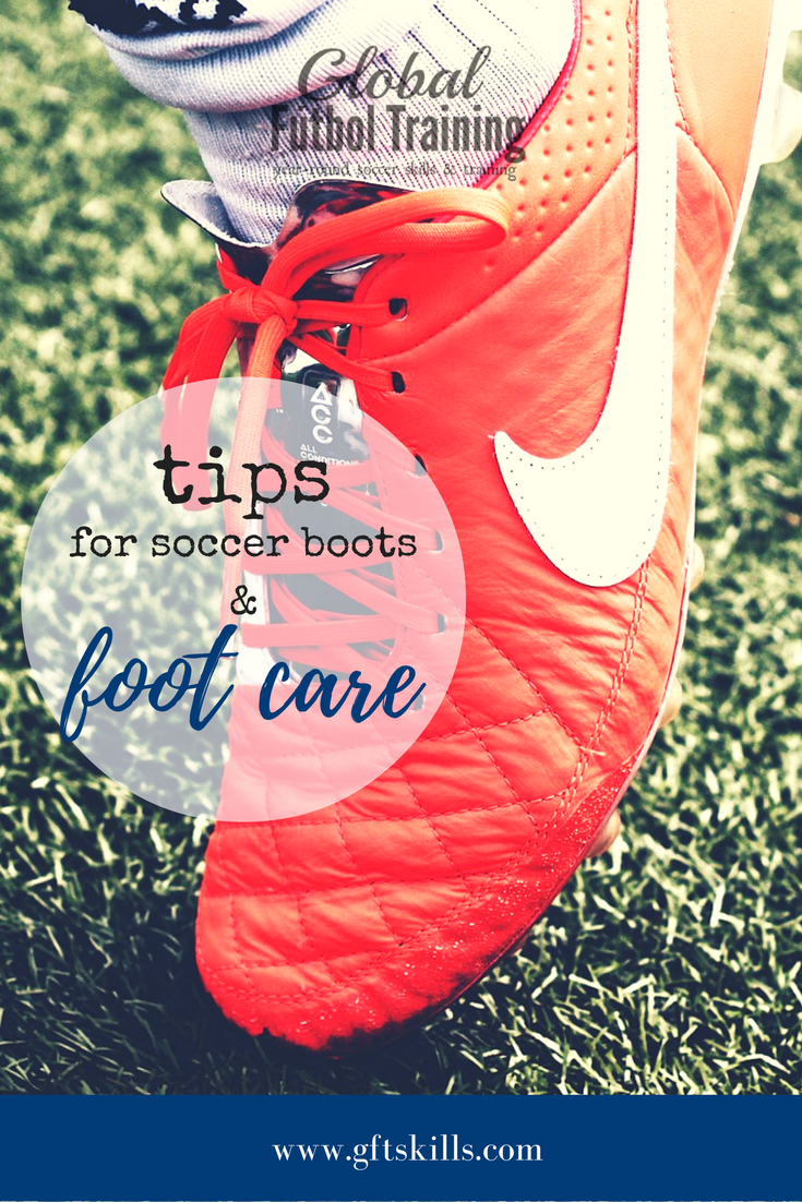How To Take Care Of Your Leather Soccer Shoes