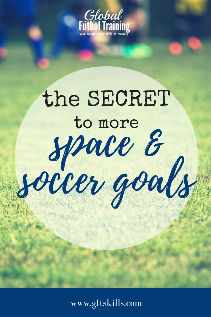 Checking Away: The secret to more space and scocer goals