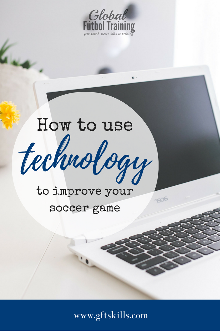 How to use technology to improve your soccer game
