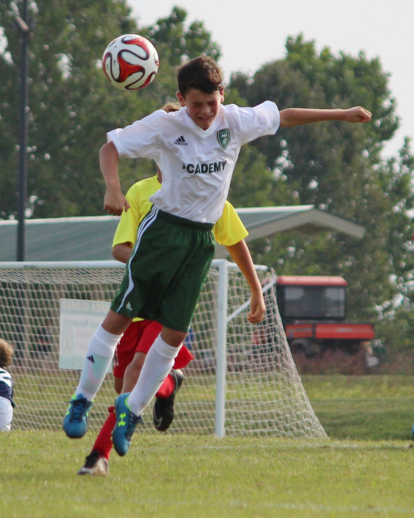 soccer headers & concussions: prevention + care