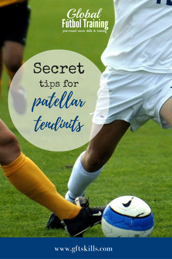 Secret tips for patellar tendinitis