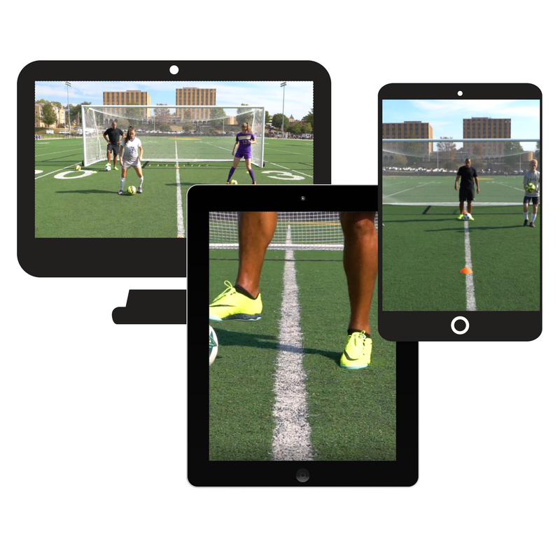 online soccer skills training the pros use