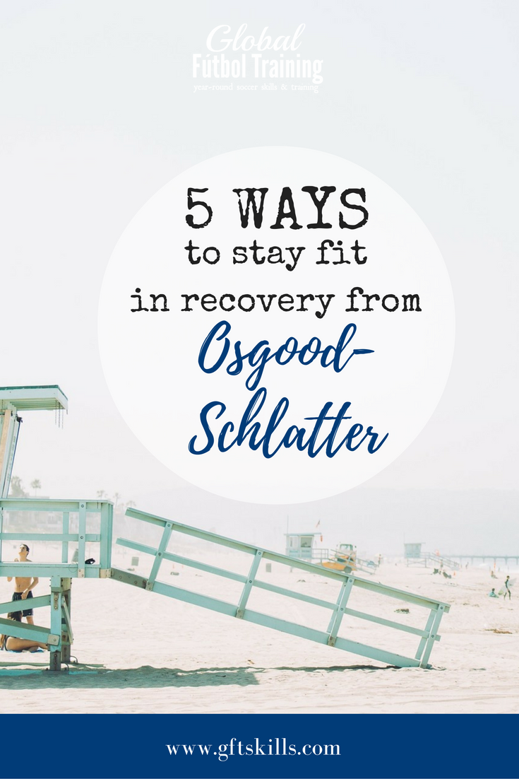 5 ways soccer players can stay fit in recovery