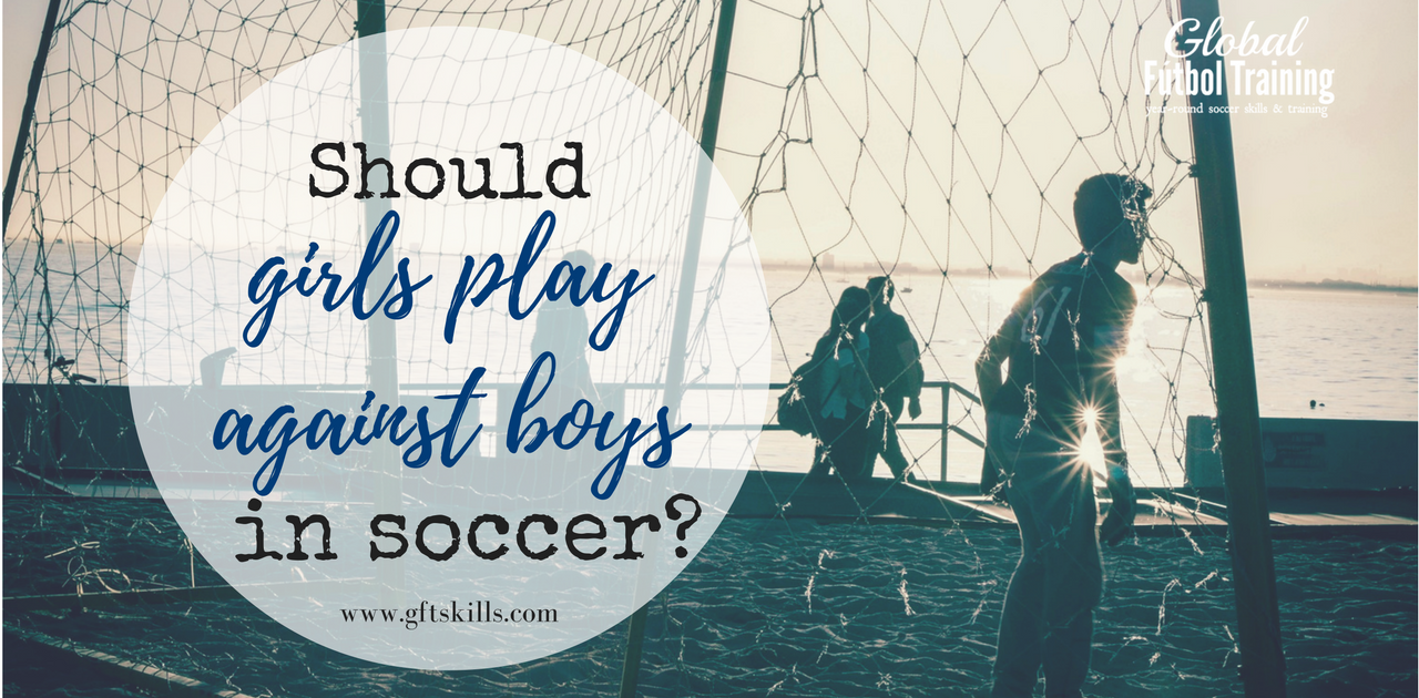 Boys and girls soccer development done right
