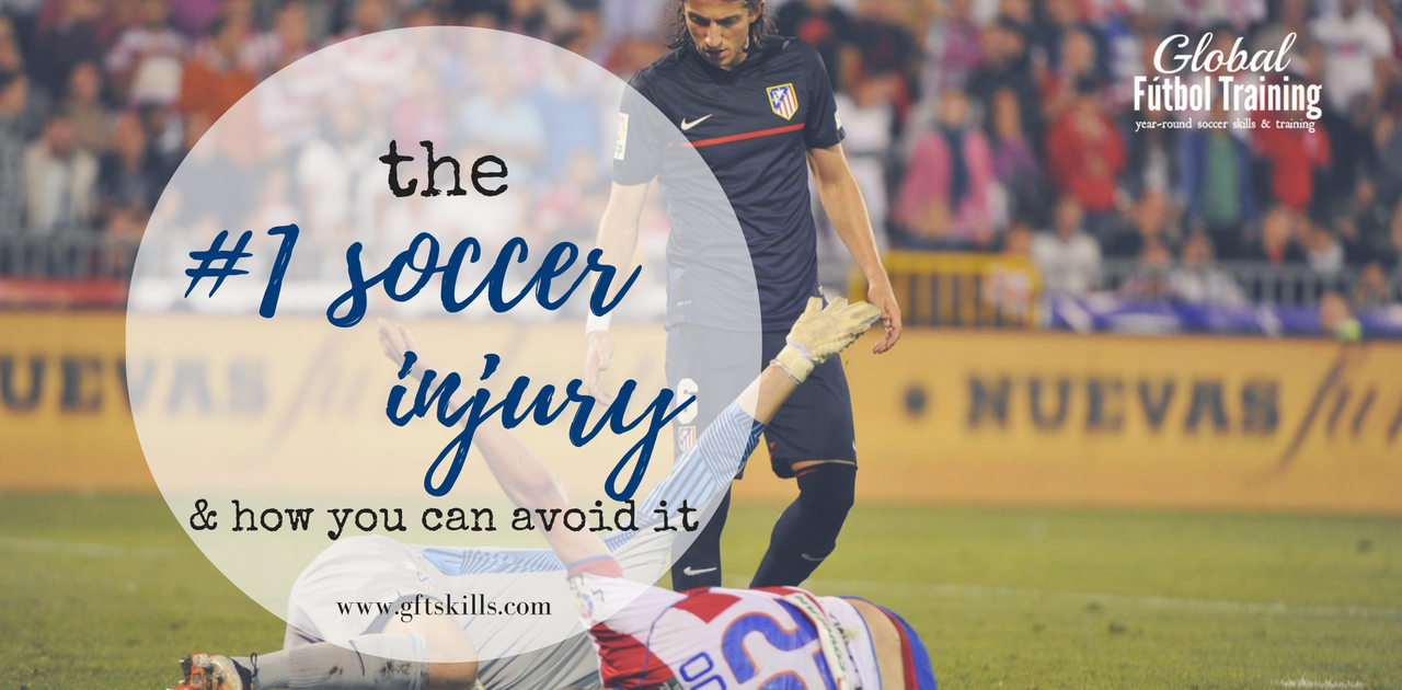 A common soccer injury & 5 ways it can happen to you [+ how to treat it]