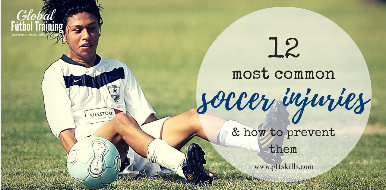 12 common soccer injuries [& how to treat them] Global