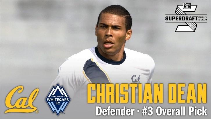 Pro soccer player gftskills university of california MLS