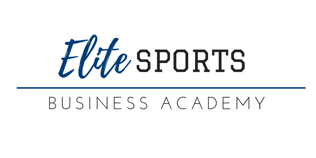 Start your own sports business! Join the Elite Sports Business Academy - it's like getting your MBA & your own franchise - without fees!