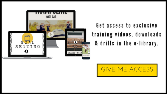Get access to exclusive soccer training videos, downloads & drills in the e-library.