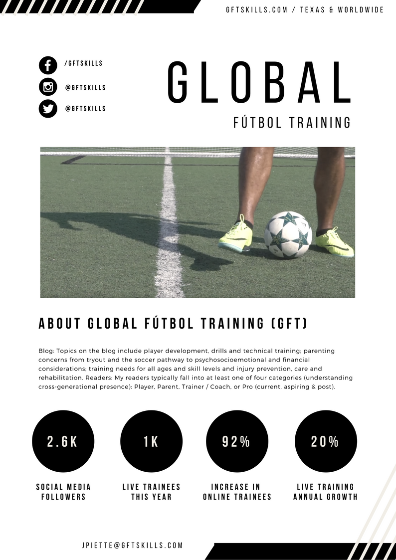 Learn more About Global Futbol Training