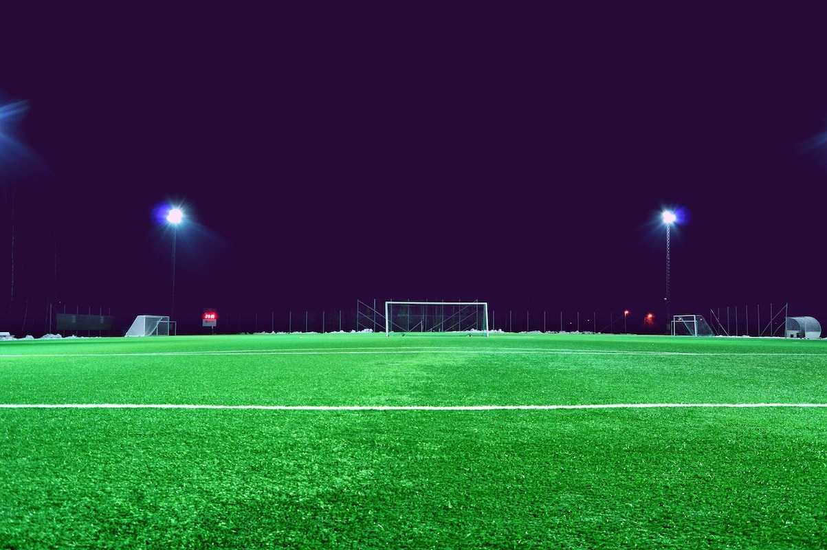 empty soccer field private soccer lessons coach injury prevention proper warm up