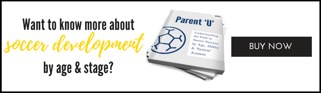 Want to know more about soccer development by age & stage for soccer players