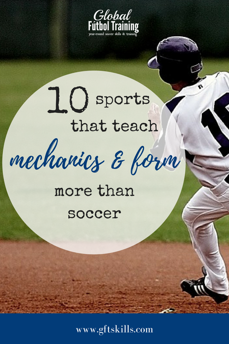 10 sports that teach mechanics more than soccer does