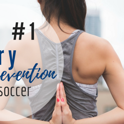 The importance of a soccer warm up & cool down