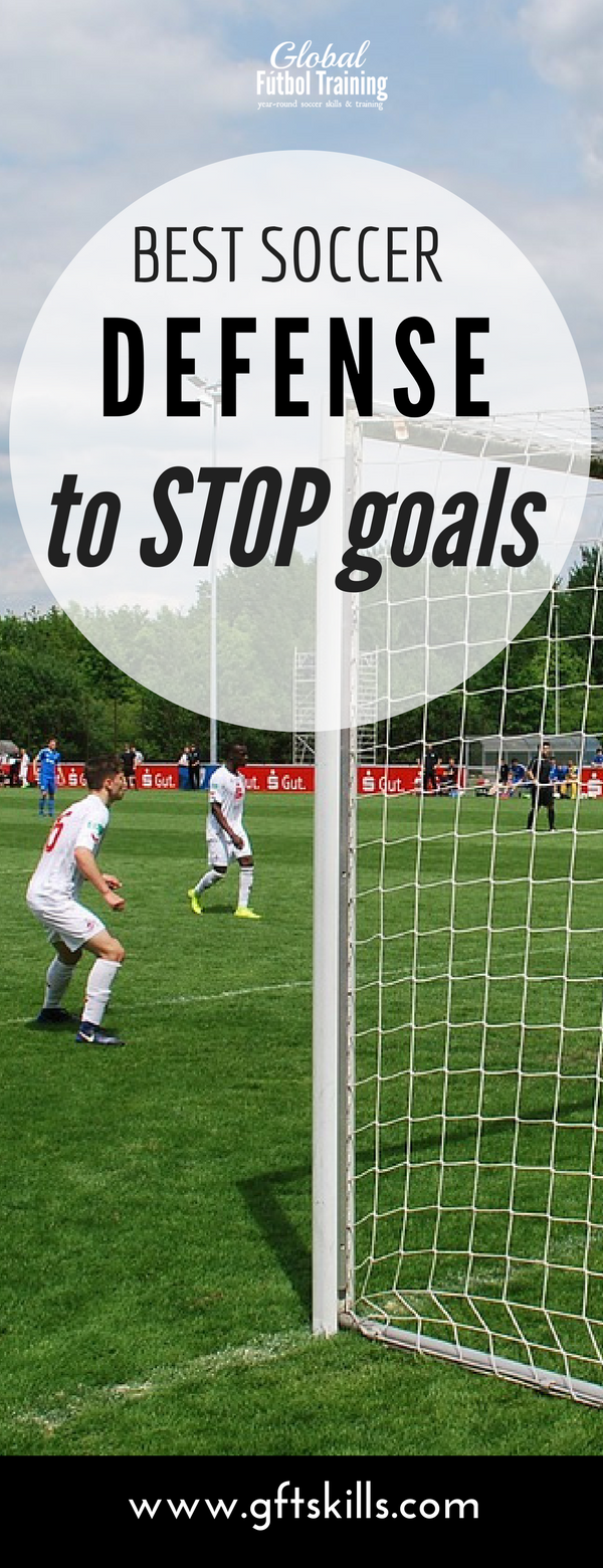 Learn what coaches want to see in soccer & how to stop goals as a defender.