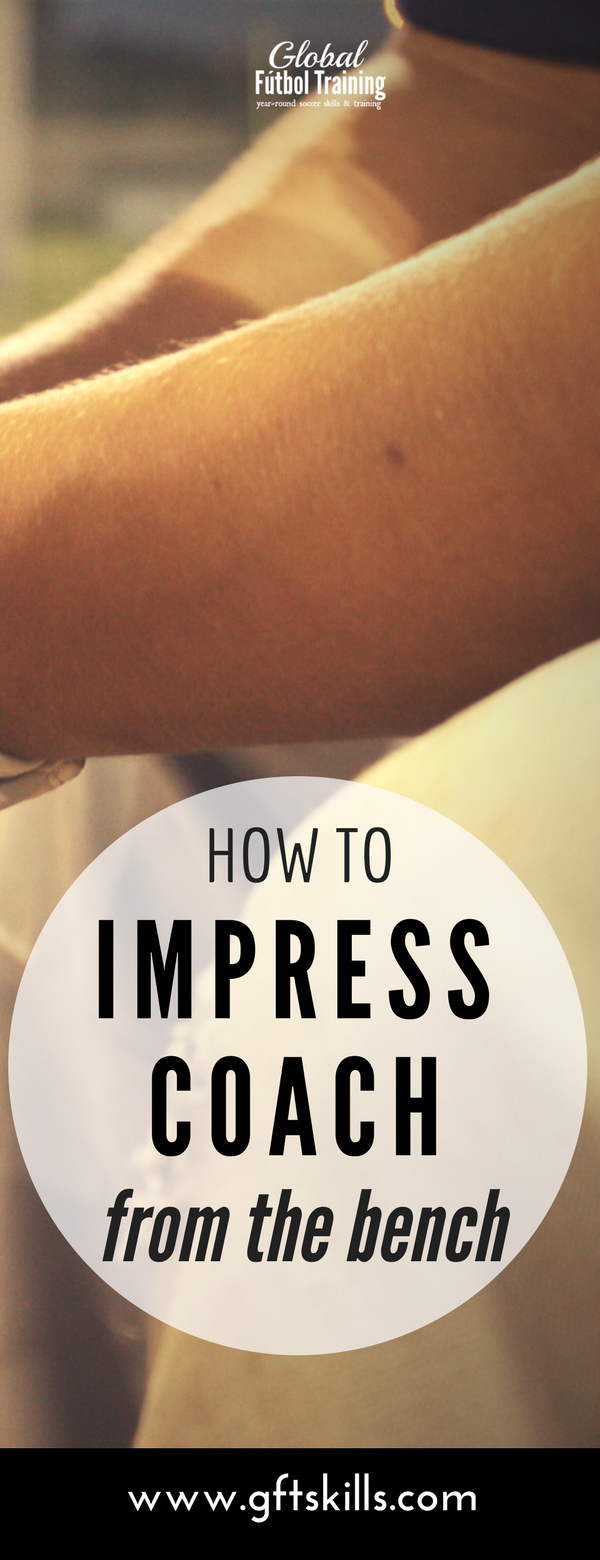 How to impress coach from the bench in sports