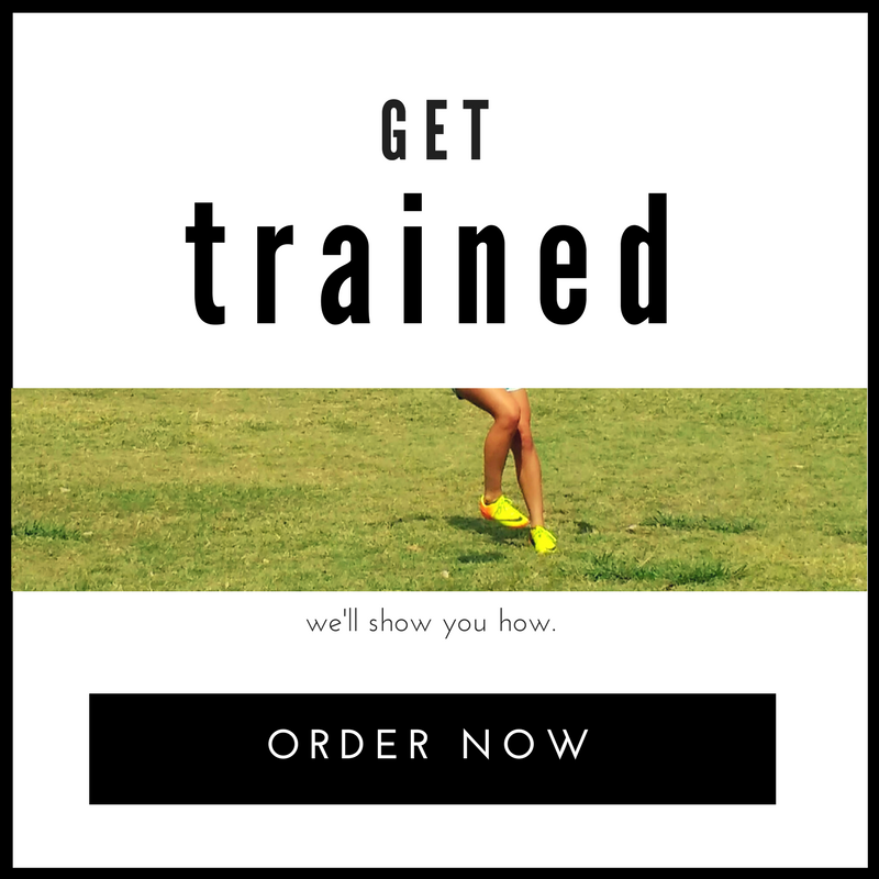 get trained by Global Futbol Training staff or Jeremie Piette