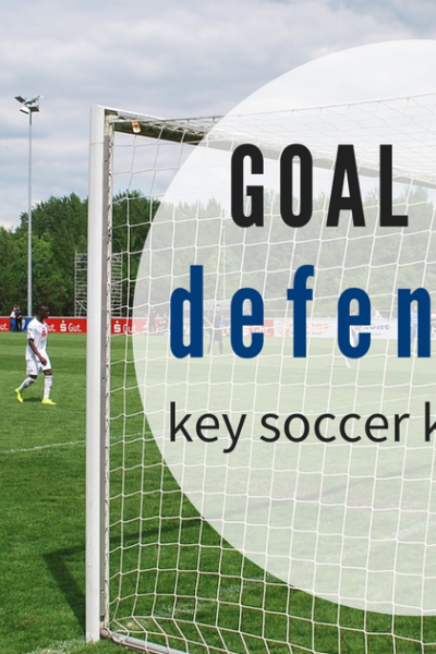 Learn how to stop the offense with proper goal-side defending in soccer