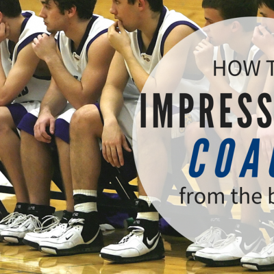 how sitting the bench teaches life lessons to athletes - character in sports