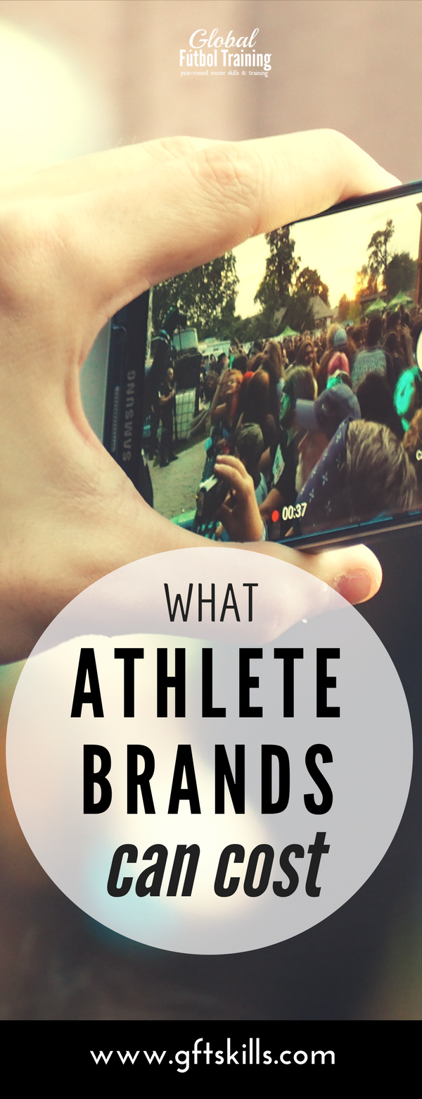 Learn how your choices off the field as an athlete can influence your future.