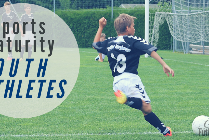 Learn about sports maturity in youth athletes, how it affects your game & what you can do about it!