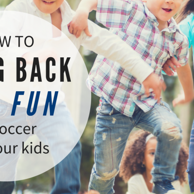 3 ways to reignite passion in youth soccer