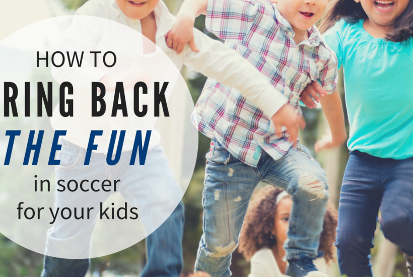 Learn how to avoid burnout. find out the 3 best ways to reignite the passion in your youth soccer player