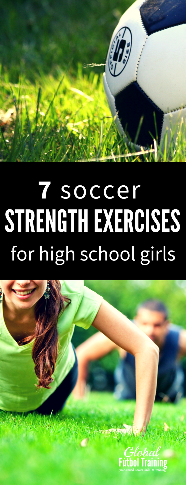 Soccer strength natural body weight high school girls private coach trainer
