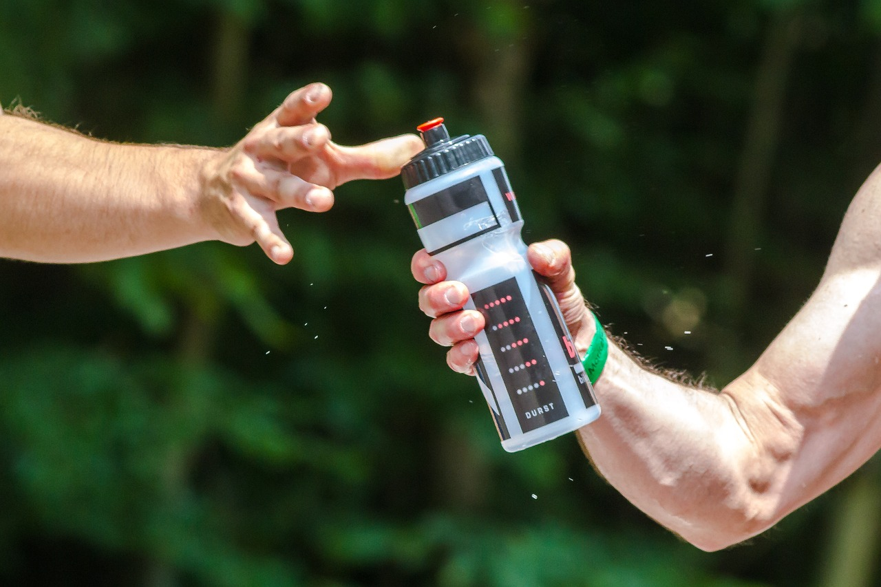 water bottle hydration tips hydrate soccer football tips