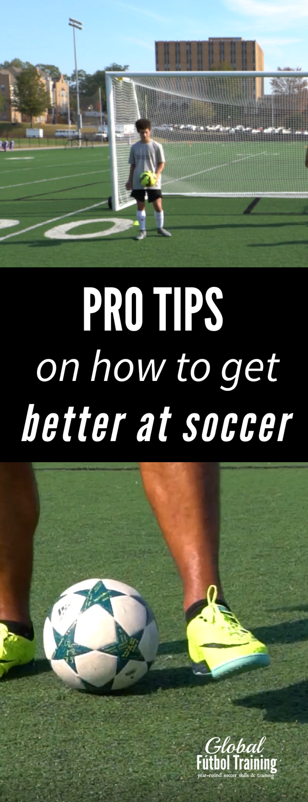 how to get better at soccer ball player best trainer