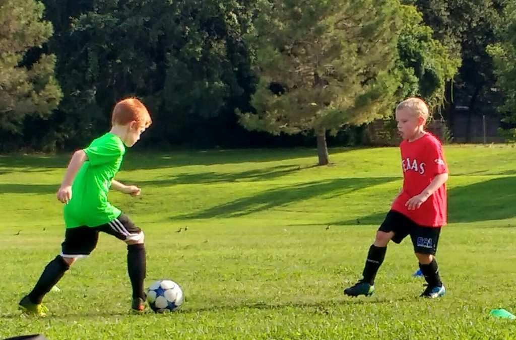 private soccer skills lessons