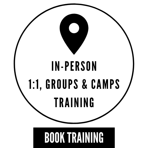 get trained by Global Futbol Training staff or Jeremie Piette