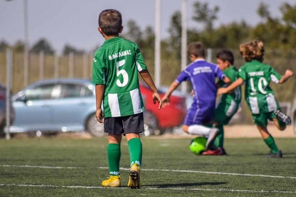 defending in soccer 3rd man concept