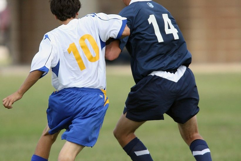 soccer aggression aggressive players