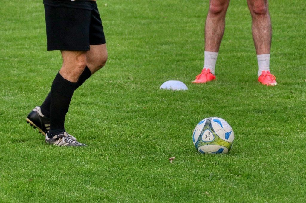 soccer mechanics dribbling